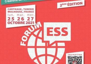 oct 2021 : Forum international de l'Économie Sociale & Solidaire